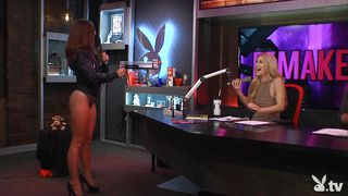 sexy girls show what they've got on reality tv show @ season 15 ep. 724