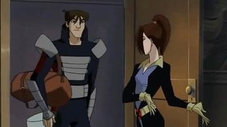 kitty pryde sucks avalanche's cock