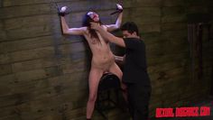 sybian slave gets choked