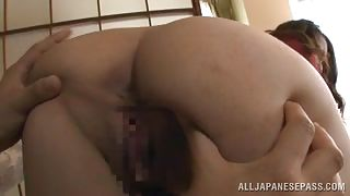 japanese milf gone a bit naughty