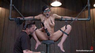 slut getting punished