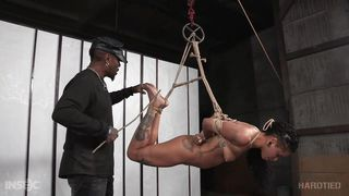 hard rope bondage for jessica creepshow