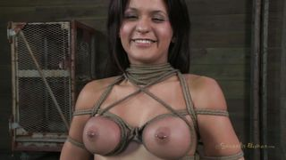 happy to be punished