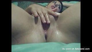 my girlfriend's pussy