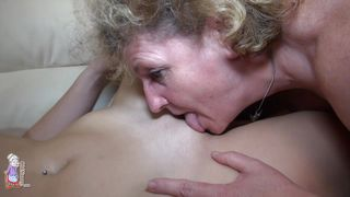 nanny loves a young juicy snatch