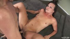 melissa bliss gets her milf twat fucked raw