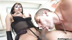 hot and mean tranny @ fucking she-males #05