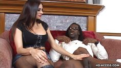 mature mommy sheila marie loves huge black dicks