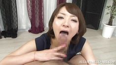 japanese lady acting like a whore