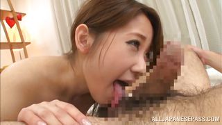beautiful and hungry for cock nippon girl