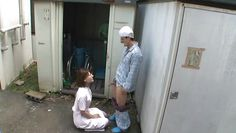 good japanese nurse helps her needy patient