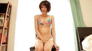 slim and gorgeous japanese teacher