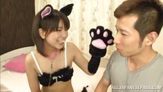 kitty cat likes to have her pussy licked