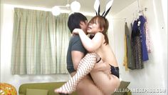 asian bunny needs a hard fuck