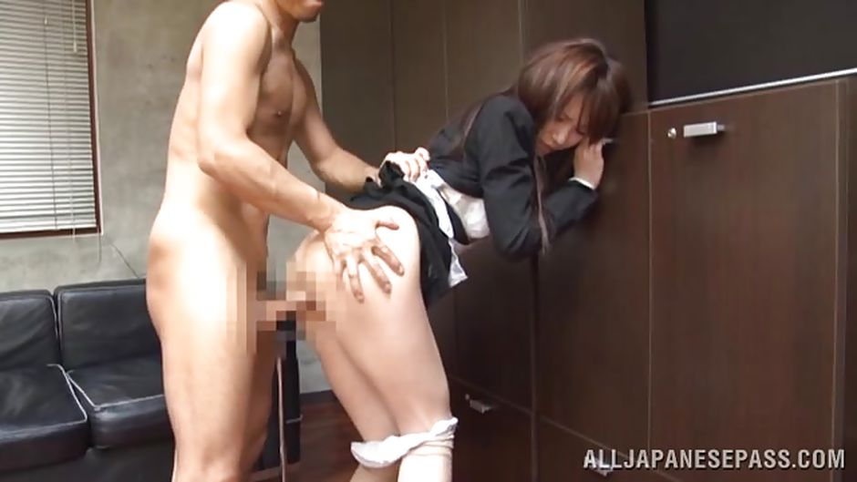 Have fucking at japanese work place