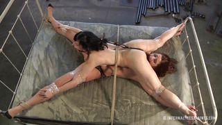 bondage and punishment done with style