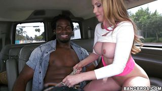 pink nipples blonde rides a bbc