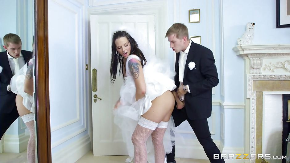 gang fuck the bride