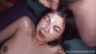naked japanese slut fucked by gang