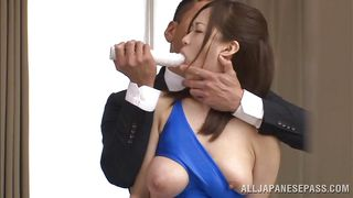 japanese teacher punishes his favourite student