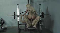 having fucked in the gym