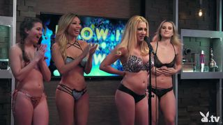 stunning ladies undress at the morning show @ season 1 7, ep. 806