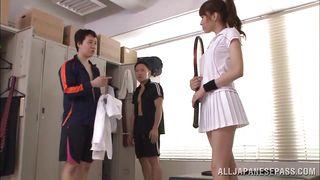 and the sluttiest teacher award goes to... arisu miyuki!