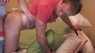 blurry, hot, homemade gay sex tape