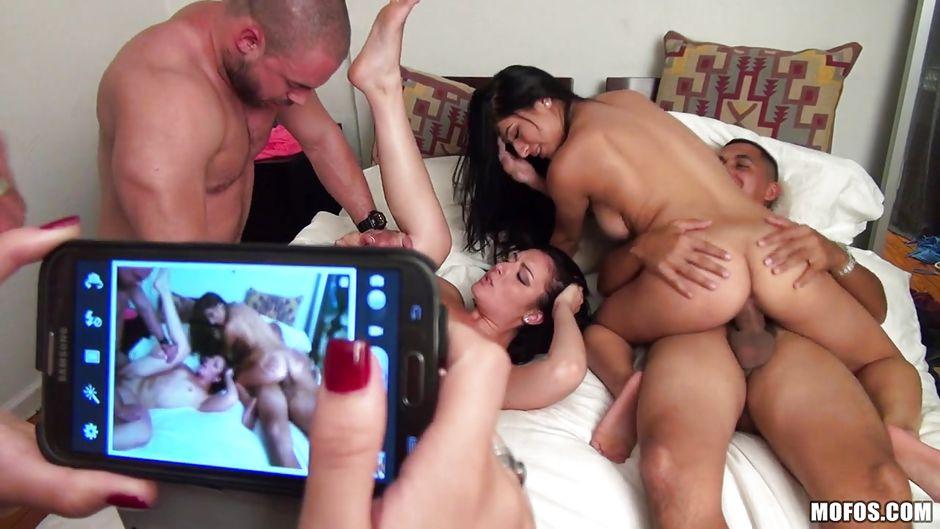 Порно фильм французская жена