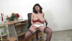 naughty bitch helenka masturbating