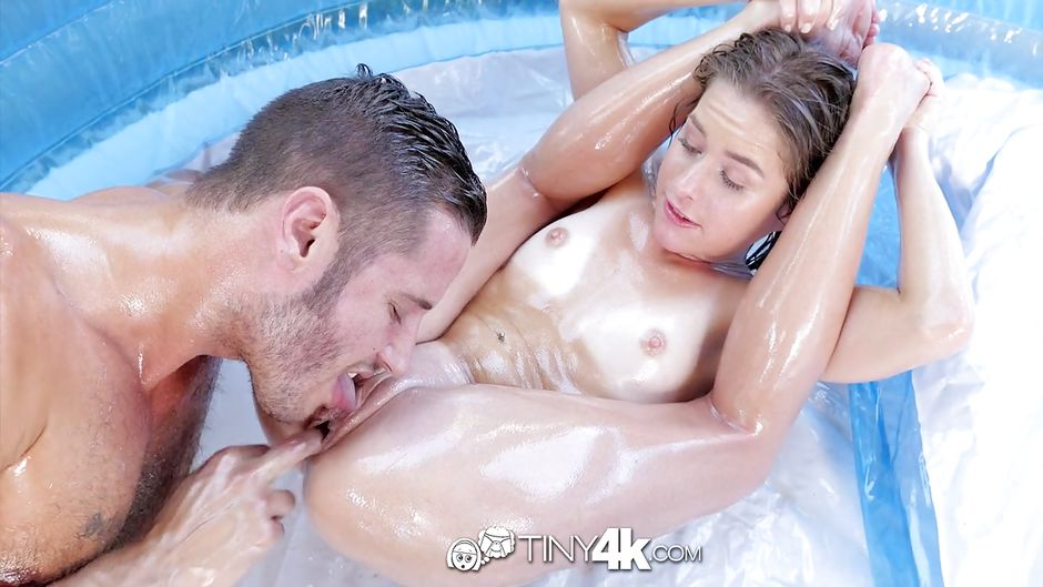Tiny4k little flexible lilly ford wet wild fuck 2