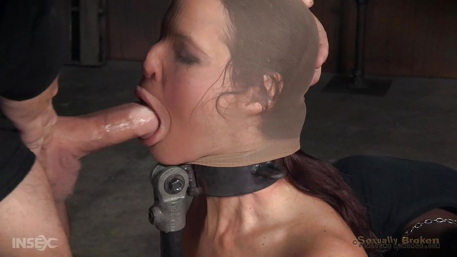 Nylon mask porn