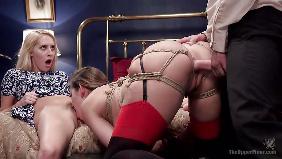 ... Threesome · Dani, Cadence And Tommy In A Sexy Threesome. 46min 18sec.  Studio Channel The Upper Flooru2022Kink