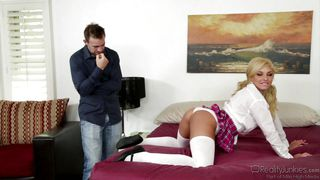 a schoolgirl with dirty thoughts @ corrupt schoolgirls #09