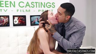 skye west's wild fuck on the casting
