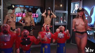 playboy babes bust some robbers @ season 16 ep. 752