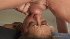 tied chicks swallow my cock