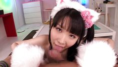 horny japanese blowing dick