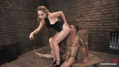 never say no to a mistress