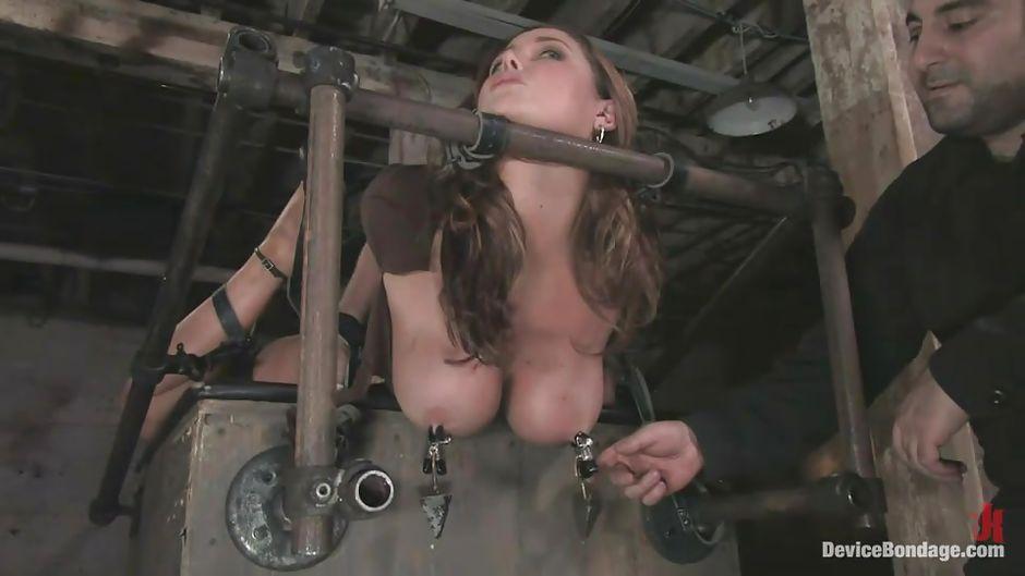 Christina carter device bondage