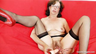 cheap czech mature whore spreads them wide