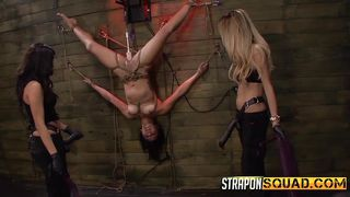 slutty slave gets a harsh treatment