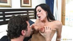 sexy milf is hungry for some semen