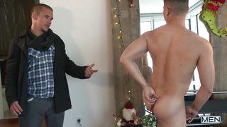 gay fucking at christmas
