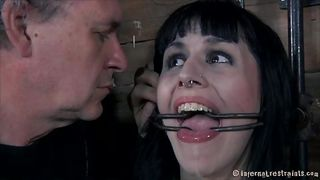 sensual mouth opened and fucked
