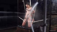 juliette gets tied up
