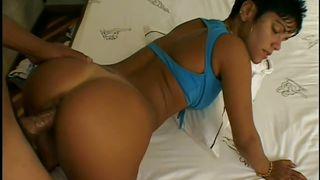 amazonian whore likes it hard
