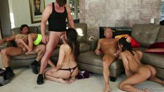 meeting the fucking neighbors @ neighborhood swingers #14