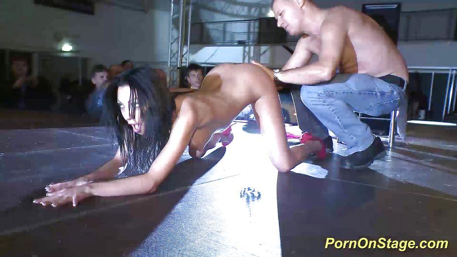 Porn Lapdance