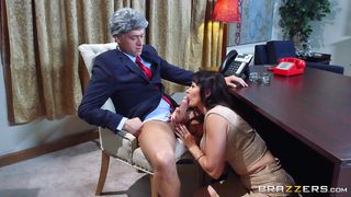 sexy milf eva loves to suck big dicks